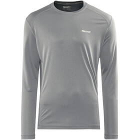 Marmot Windridge longsleeve Heren grijs